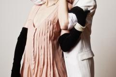 twins Make-Up Artist  & Hairstylist Bülent Musdu Photography ©Marcus Witte