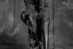 Make-Up Artist & Hairstylist Bülent Musdu, Photography Chico Cihan , Model Ange Maryse